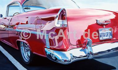 Chevy on Chevy Reflections -