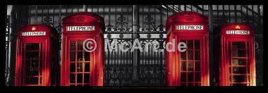 London-Red Telephone Boxes