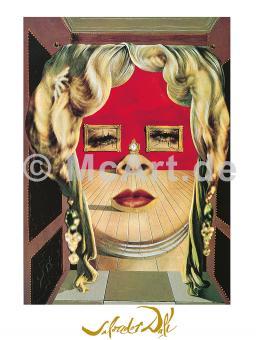 Il volto di Mae West