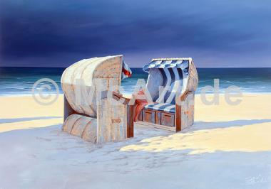 Beach Chairs I -