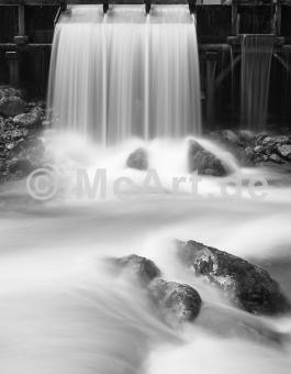 Waterfalls I -