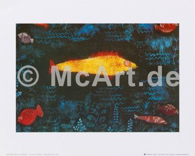 The golden fish, 1925
